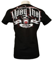 Venum Muya Thai Fighters tee