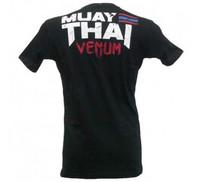 Venum Bangkok Fury T-paita musta