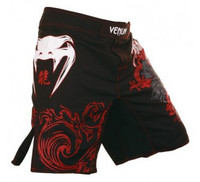 Venum Lyoto Machida UFC 140 Fight Short Black