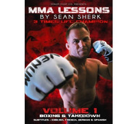 MMA Lessons by Sean Sherk vol1.