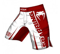 Venum Sparring Fight Short Red