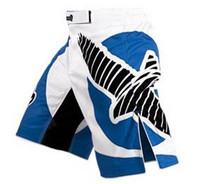 Hayabusa Chikara Fight Short blue