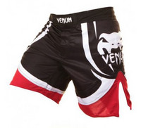 Venum Electron 2.0 fight short black-red