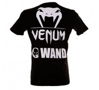 Venum 'Wand Fight Team' Tshirt - Black