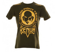 Venum 'Wand Fight Team' Tshirt - Green