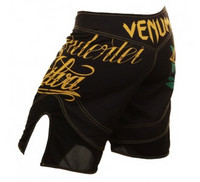 Venum Wanderlei 'The Axe Murderer' Silva Fightshorts - Black