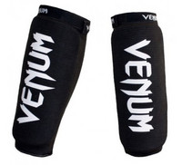 Venum 'Kontact' shinguards - Cotton