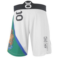 Jaco Brasil Resurgence fight short white
