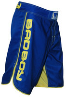 Bad Boy MMA Short blue/yellow