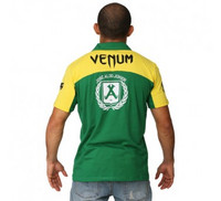 Venum José Aldo Junior Signature Polo - Brazil Edition
