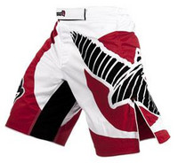 Hayabusa Chikara fight short red