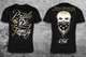 Pride Or Die Family Gold t-paita