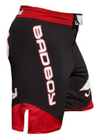 Bad Boy Legacy II Short Black/ Red