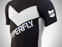 DO OR DIE Hyperfly PRO COMP rashguard white