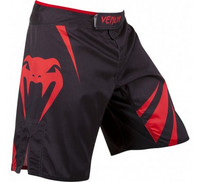 Venum Challenger fight short Red Devil