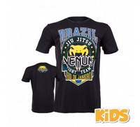 Venum Carioca Junior T-shirt - Black