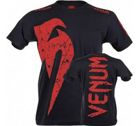 Venum Giant Red Devil t-paita