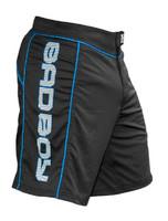 Bad Boy Fuzion Shorts - Black/Blue