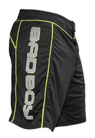 Bad Boy Fuzion Shorts - Black/Yellow