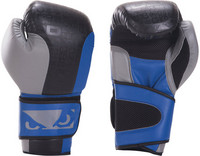 Bad Boy Legacy Boxing Gloves black-blue