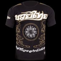 Hayabusa Premium Muay Thai T - Shirt Black