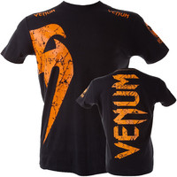 Venum Giant Tee orange