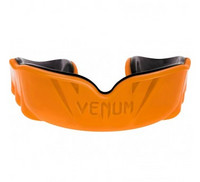 Venum Challenger Mouthguard-Orange/Black