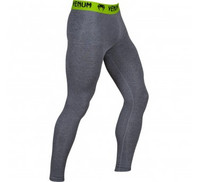 Venum Contender 2.0 Compression Spats - Heather Grey