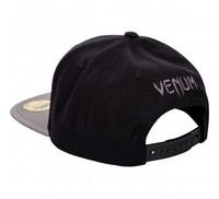 Venum Snapback Cap Black
