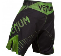 Venum Hurricane Fightshorts - Amazonia Green