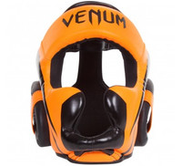 Venum Challenger 2.0 Headgear-Neo orange/Black