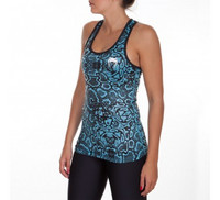 Venum Fusion Tank Top - Blue - For Women