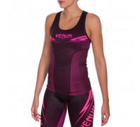 Venum Razor Tank Top - Black/Pink - FOR WOMEN