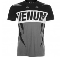 Venum Revenge T-Shirt - Short Sleeves - Grey