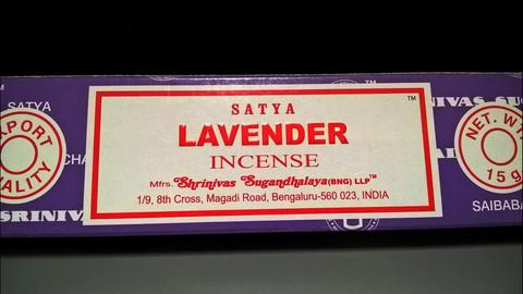 Suitsuke, lavender 15 g, Satya