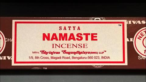 Suitsuke Namaste 15 g, Satya