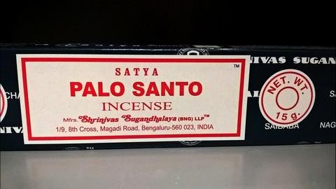 Suitsuke Palo Santo 15 g, Satya