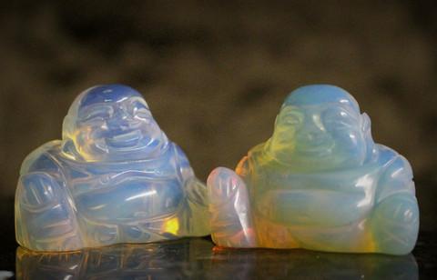 Buddha, opaliitti 30 mm