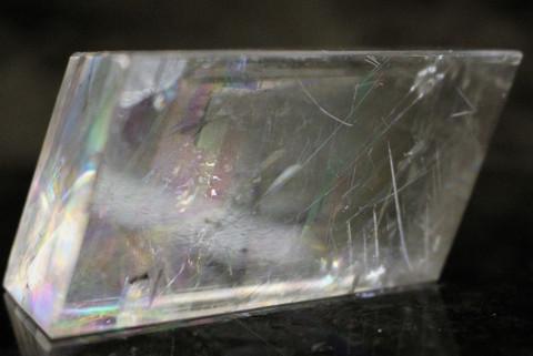 Optinen kalsiitti 33/70/30 mm, hiottu