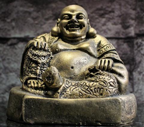 Buddha, naurava 130 mm