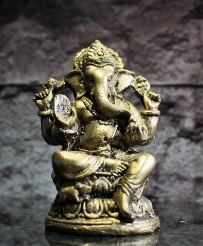 Ganesha, kulta 110 mm