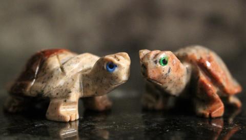 Kilpikonna, saippuakivi 45 mm