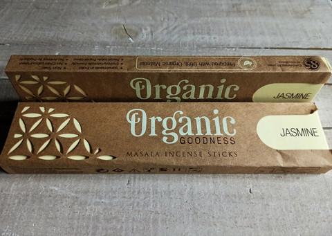 Suitsuke Organic Jasmine 15 g