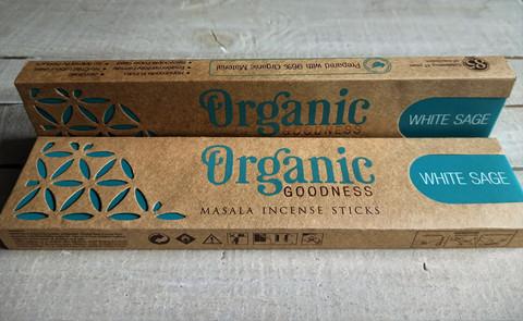 Suitsuke Organic White Sage 15 g