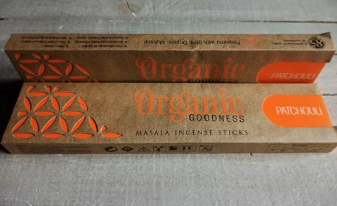 Suitsuke Organics Patchouli 15 g