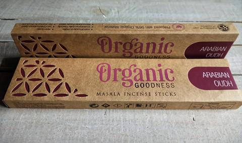 Suitsuke Organics Arabian Oudh 15 g