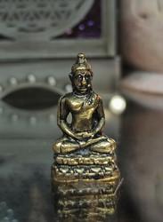 Buddha, messinkiä 30 mm