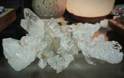 Vuorikristalli, sykerö 50-70 mm