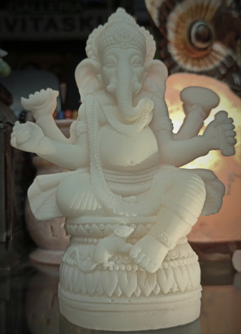 Ganesha 170 mm alabasteria