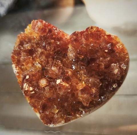 Sitriini, sydän 50/60 mm